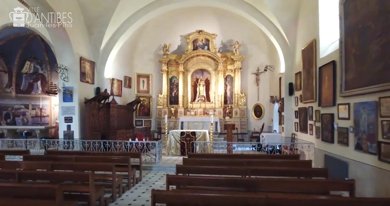 chapelle garoupe